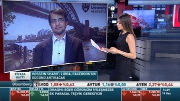 Hossein Sharif: Libra çok büyük risk oluşturuyor