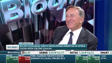 Eczacıbaşı Holding YKB Eczacıbaşı Bloomberg HT'de