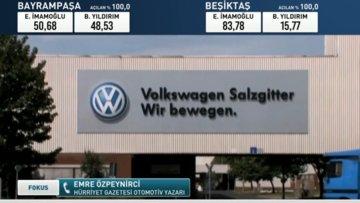 Emre Özpeynirci Volkswagen Türkiye'ye yatırım yapacağı iddiasını değerlendirdi