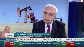Fatih Birol: Petrolde volatilite sürecek