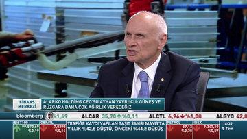 Alarko Holding CEO'su: Politikamız, yenilenebilir enerjiye yatırım yapmak
