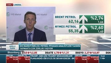 """""""Petrol fiyatları 60 - 70 dolar arasında seyreder"""""""