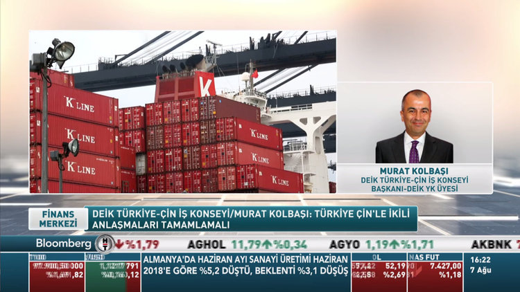 """""""Ticaret savaşları Türkiye için fırsat olabilir"""""""