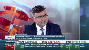 Eximbank/Gültekin: Dünyadaki Eximbank'lar arasında öne çıkıyoruz