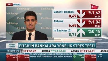 Fitch'in Türk bankalarına stres testinin detayları