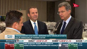 TÜSİAD Başkanı Kaslowski İç Denetim Kongresi'ni değerlendirdi