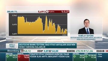 Deutsche Bank Ekonomistinden enflasyon tahmini