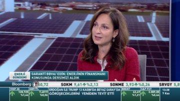 Garanti BBVA/Edin: Bu yıl enerjiye 1 milyar dolar civarında finansman sağladık