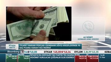 Türk Eximbank döviz kredilerinde indirime gitti