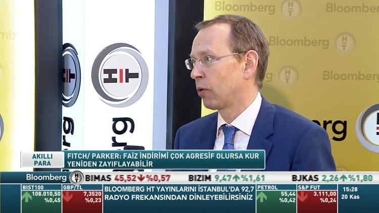 Fitch Türkiye'de % 3 büyüme bekliyor