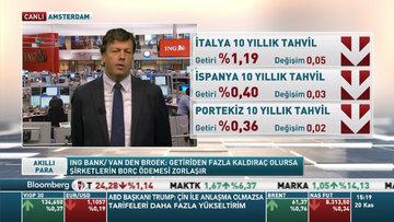 """""""AMB'nin tahvil alımları 70 - 75 milyar euro'ya çıkabilir"""""""