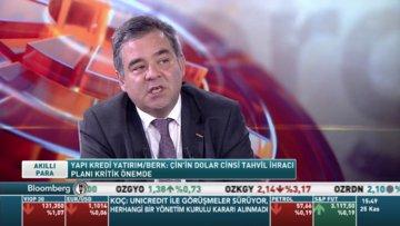 Yapı Kredi Yatırım/Berk: Çin'in dolar cinsi tahvil ihracı planı kritik önemde