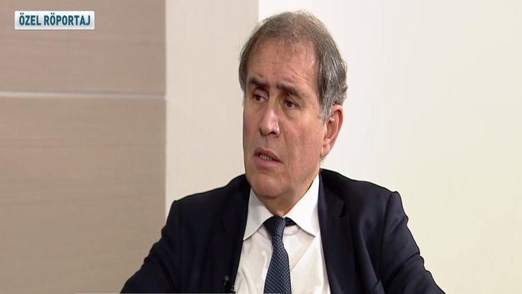 Kriz kahini Roubini Bloomberg HT'ye konuştu