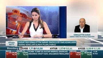 Sarar YKB/ Cemalettin Sarar: Yüzde 15-20 oranında küçülmeye gidiyoruz