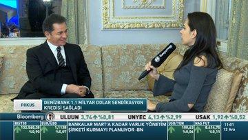 Denizbank/Ateş: Sendikasyon kredisi bu yıl içinde taze para olarak sağlanan en büyük rakam