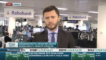 Rabobank'tan dolar/TL'de 5.93 tahmini
