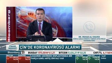 DSÖ Türkiye/ Dr. Irshad Ali Shaikh: Virüs küresel bir tehdit oluşturmuyor
