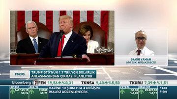 Trump DTÖ'nün 1.7 trilyon dolarlık anlaşmasından çıkmayı planlıyor