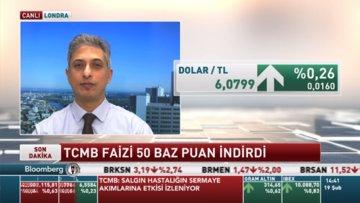 Commerzbank: Faiz indirimi beklentilerle uyumlu