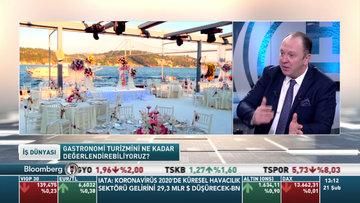 """""""Gastronomi turizminden 5 milyar dolar gelir elde edildi"""""""