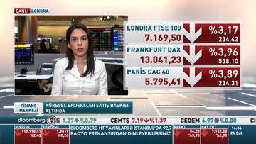 Avrupa borsalarında 'virüs' satışları