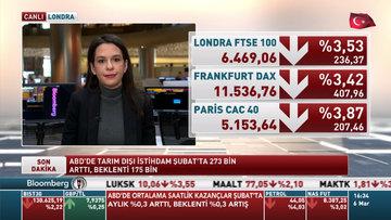 Avrupa borsalarında kayıplar yüzde 4'e ulaştı