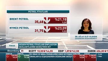 Petroldeki çöküş enflasyon beklentilerini değiştirir mi?