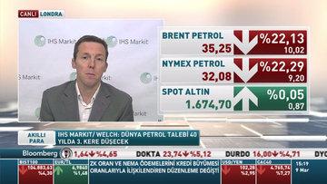 """""""Petrol talebi 40 yılda 3. kez düşüyor"""""""