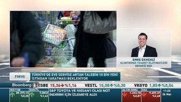 Türkiye'de eve servise artan talebin 10 bin yeni istihdam yaratması bekleniyor