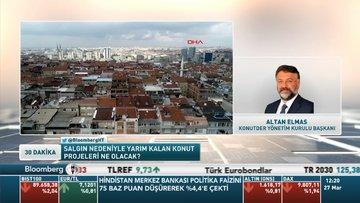 Konutder/ Elmas: AVM'de gelirlerimiz sıfıra düştü