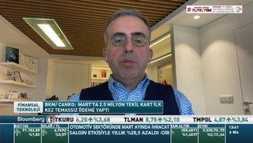 BKM/ Canko: Kartlı ödemeler Mart'ta yüzde 9 artarak 85.5 Milyar TL oldu