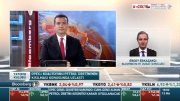 """OPEC+ koalisyonunun """"tarihi"""" üretim kısıntısına dair detaylar"""