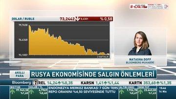 Bloomberg/ Duff: Rus ekonomisi karantinadan yoğun etkilenecek