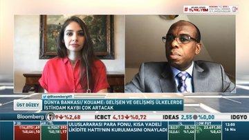 Dünya Bankası/ Kouame: Toparlanma gecirkirse Türkiye bazı avantajları kaçırabilir