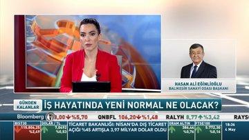 BSO/ Eğinlioğlu: Sıkılaştırılmış tedbirler devam ettirilmeli