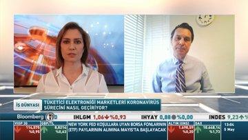 Teknosa/ Gürcan: Teknosa'nın online trafiği Nisan ayında yüzde 57 arttı