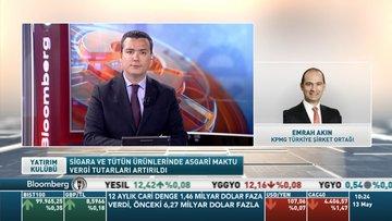 KPMG Türkiye/ Akın: Asgari maktu ÖTV tutarı sadece belli segmentteki sigaraların fiyatını etkileyecektir