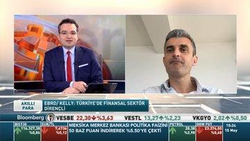 EBRD/ Kelly: Türkiye'de finansal sektör dirençli