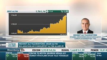 Mehmet Ali Yıldırımtürk: Fiziksel altın talebi karşılanabiliyor