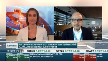 İGA CEO/ Samsunlu: İstanbul Havalimanı'nda açılacak olan 3. pist uçaklardaki taksi sürelerini kısaltacak