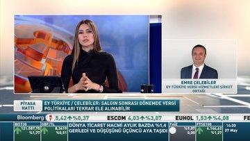 EY Türkiye/ Çelebiler: Salgın sonrası dönemde vergi politikaları tekrar ele alınabilir
