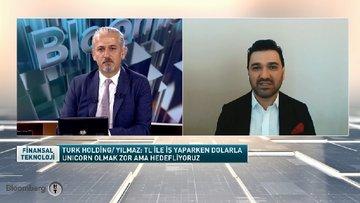 Türkiye'nin ilk fintech unicorn'u olma hedefindeyiz