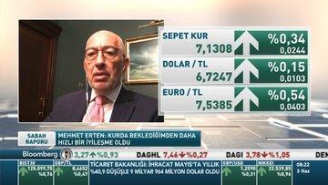 Mehmet Erten: Dolar endeksi son dönemde görülmediği kadar değer kaybetmeye başladı