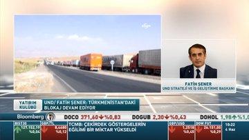 UND/ Şener: Türkmenistan'daki blokaj devam ediyor