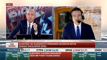 Bakan Albayrak: Swap konusunda Merkez Bankası çok yoğun teknik çalışmalar yürütüyor