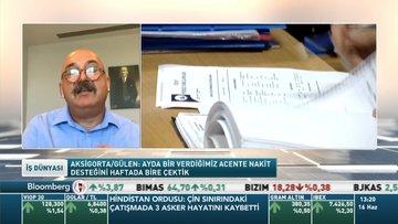 Aksigorta GM/ Gülen: Trafik sigortası poliçe primi yüzde 10'un üzerinde düştü