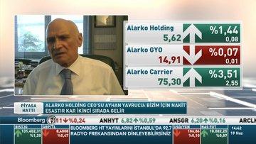 Alarko Holding CEO/ Ayhan Yavrucu: Bu sene 150 milyon dolar borç ödeyeceğiz