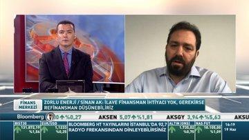 Zorlu Enerji CEO/ Sinan Ak: İkincil halka arz planımızı 2021'in ilk yarısına kaydırdık