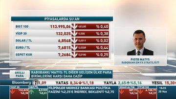 Rabobank/ Matys: TL diğer gelişen ülke para birimlerine karşı daha cazip