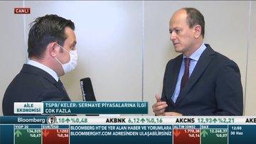 TSPB Başkanı/ Keler: Hisse senedi piyasasında son dönemde ayrışma var
